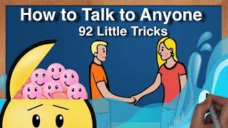 Cómo Hablar con Nadie: 92 Pequeños Trucos por Leil Lowndes