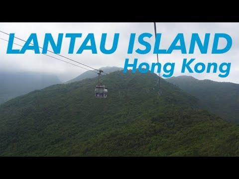 Day Trip to Lantau Island, Hong Kong