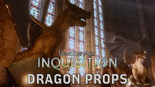 Dragon Age: Inquisition | Dragon Props & How To Unlock Them