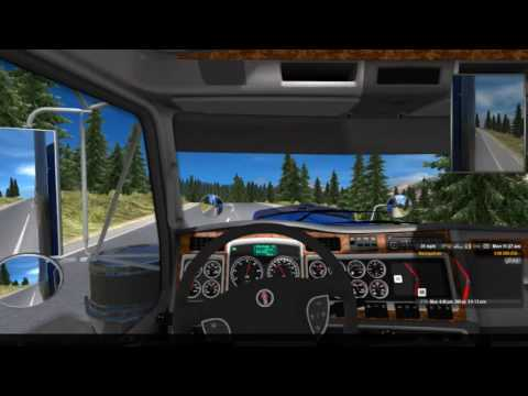 600th video: Trucking the Dalton With Carlile Fairbanks to Prospect Creek Pt:1