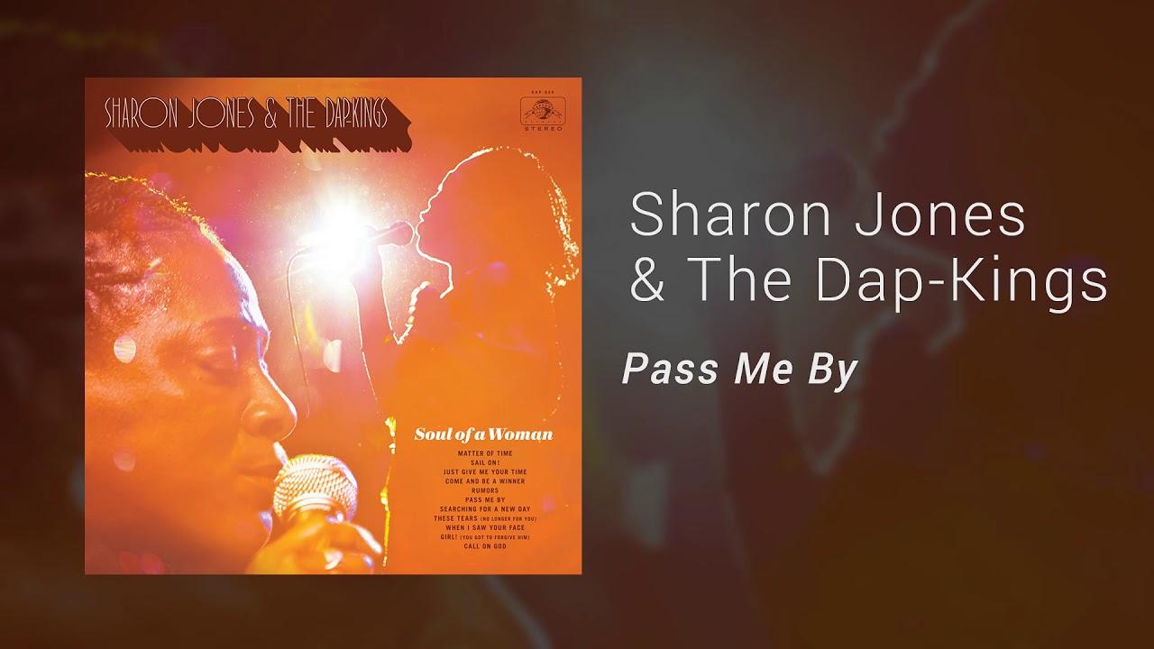 Sharon Jones The Dap Kings