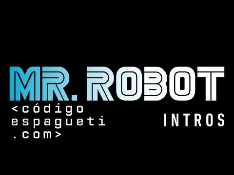 Mr. Robot (intros)