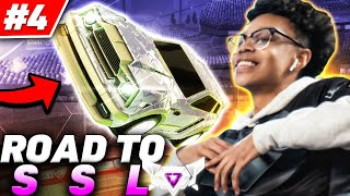 This is how to NEVER lose in ranked 2s... | ROAD TO SUPERSONIC LEGEND- EPISODE #4