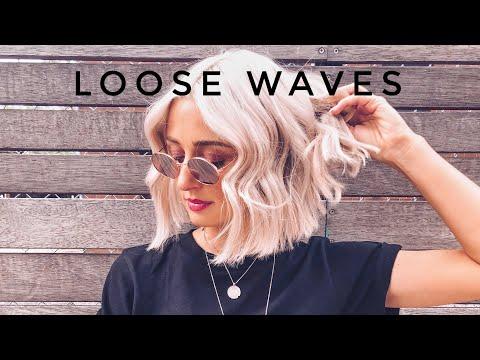 Lockere Wellen | OlesjasWelt