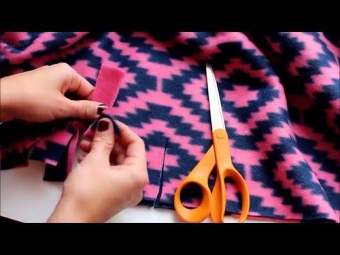 4-different-ways-to-tie-a-fleece-blanket