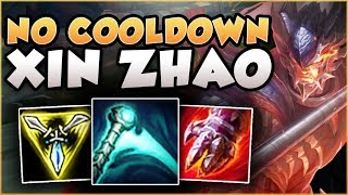 WHY IS NO ONE ABUSING THIS?? ESSENCE REAVER XIN ZHAO TOO OP! XIN ZHAO TOP GAMEPLAY League of Legends