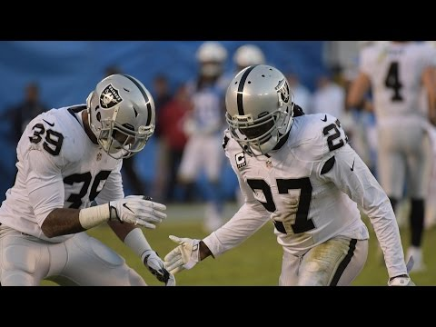 NFL Monday QB: Raiders lead the AFC West