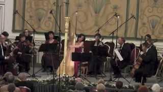 Jana Bouskova plays: ELIAS PARISH ALVARS (1808-1849) : Concertino for Harp & String Orchestra, op.34