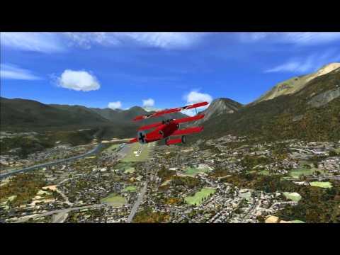 Jean Pierre Pribilois FSX Fokker Red Baron 1