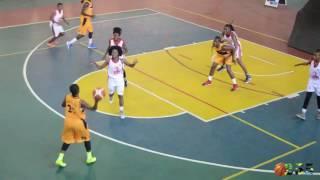 FIBA AFRICA ZONE V CHAMPIONSHIP 2015-2016: LIONESS vs USIU