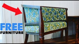 How We Filled Our Home with Free and Cheap QUALITY Furniture