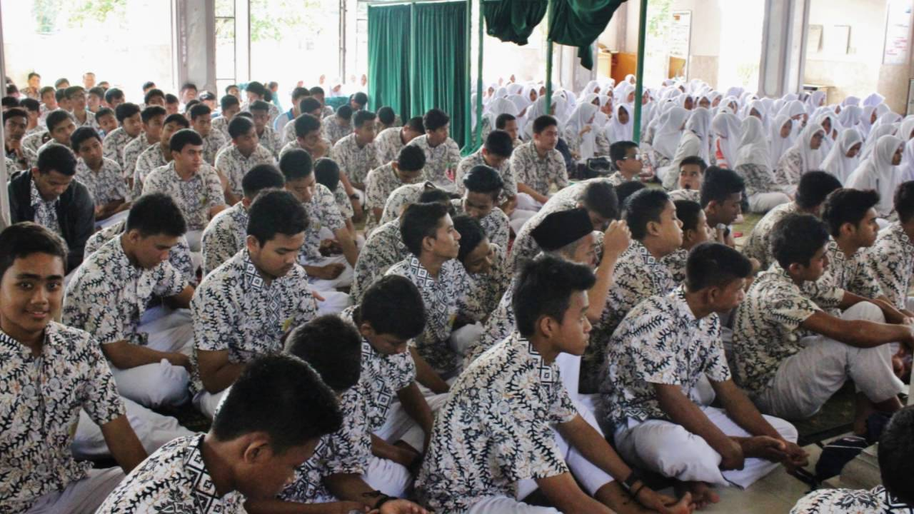 Safari Penguatan Lembaga Dakwah Sekolah Sman 2 Banda Aceh Youtube