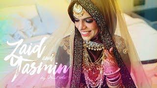 INDIAN MUSLIM WEDDING : Zaid + Yasmin // Engagement by NEXT ART