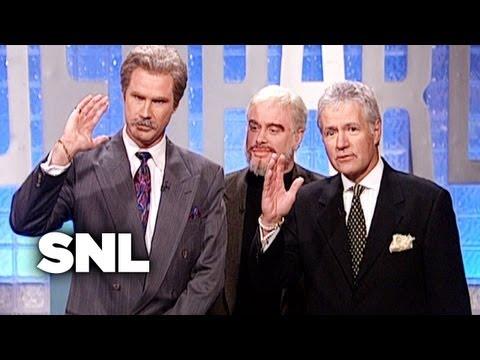 Celebrity Rock 'N Roll Jeopardy - SNL