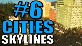 Cities Skylines: Natural Disasters - Alpine Villages Gameplay [Let's Play Natural Disasters] Part 6