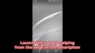 Quick Arc Launcher Sub launcher introduction video screenshot 5