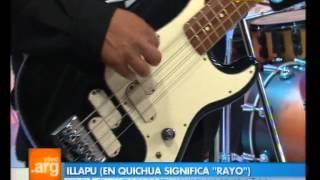 Vivo en Argentina - Música: Grupo Illapu - 16-05-12