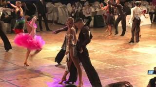 2011 World Latin Round 1: Miha Vodicar - Nadiya Bychkova