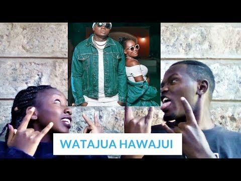 khaligraph-jones-x-msupa-s---watajua-hawajui-(official-video)-||reactionmax||