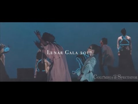 Columbia Chinese Students Club's 38th annual Lunar Gala fashion show