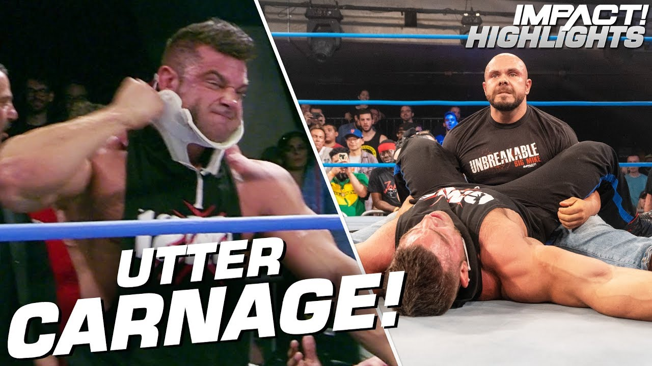 IMPACT Wrestling Results 6/28/19