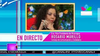 Comunicación con la Vicepresidenta Compañera Rosario Murillo, 05 de Diciembre de 2018