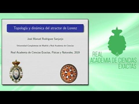 José Manuel Rodríguez Sanjurjo, 8 de mayo de 2019.Primera conferencia de la sesión científica organizada por la sección de Ciencias Exactas.▶ Suscríbete a nuestro canal de YouTubeRAC: https://www.youtube.com/RealAcademiadeCienciasExactasFísicasNatur