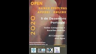 OPEN Dance Festival APPDSI On-Line
