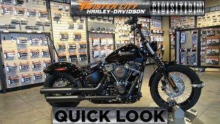 2018 Harley-Davidson® FXBB - Softail® Street Bob® - Twister City Custom