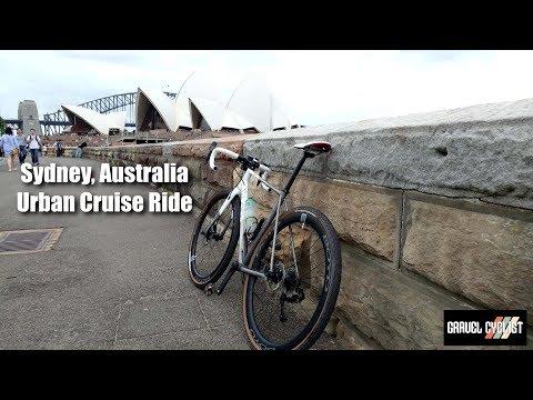 The Sydney, Australia, Urban Cruise Ride!