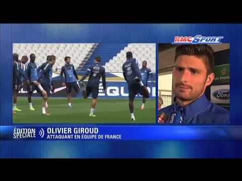 """Barrages / Giroud : """"L'Ukraine ? C'est faisable"""" 21/10"""