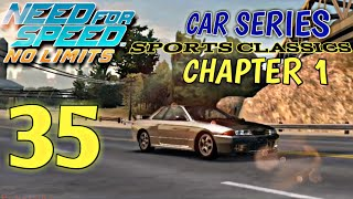 Need For Speed No limits - Car Series : Sports Classics - chapter 1| Episode 35
