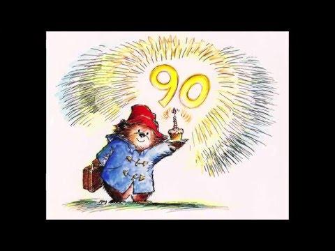 Happy 90th Birthday Michael Bond!