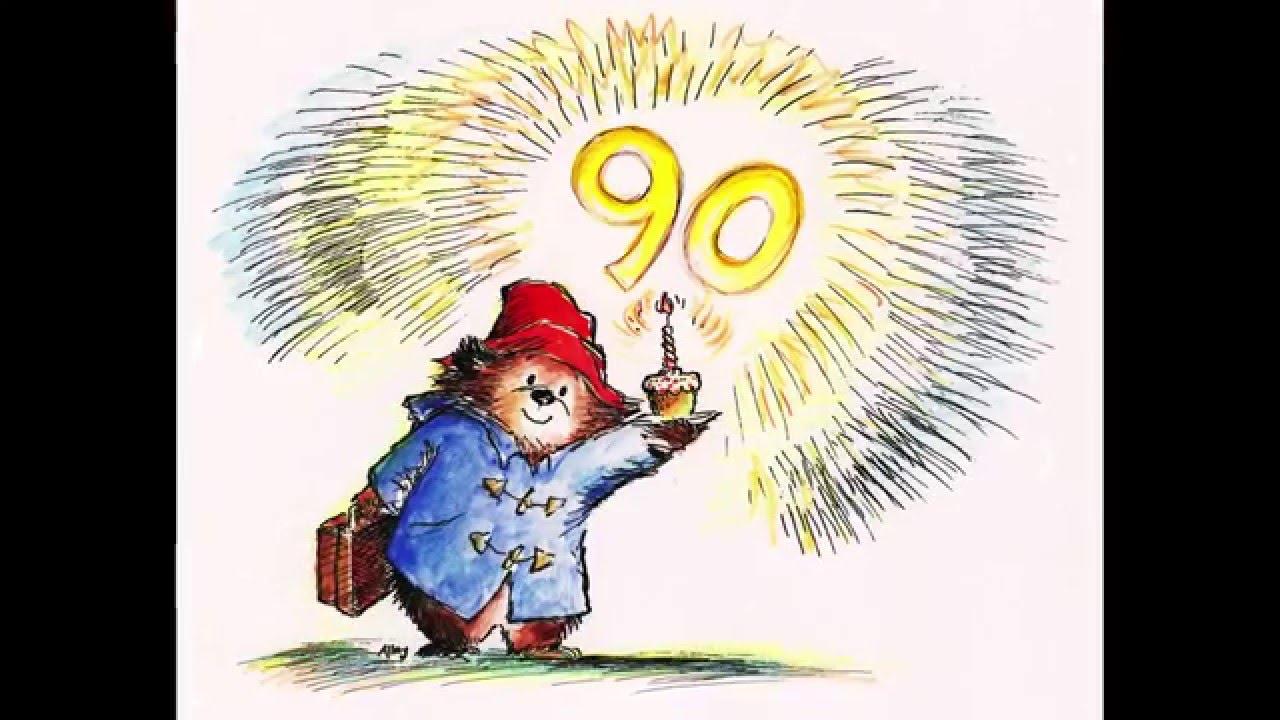 Happy 90th Birthday Michael Bond