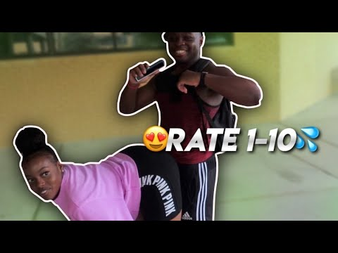 RATE YOUR TWERKING GAME 1-10🍑😍   PUBLIC INTERVIEW *HOMECOMING EDITION*💦 from YouTube · Duration:  15 minutes 17 seconds