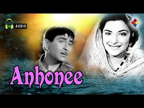 Samake Dil Mein Humare | Anhonee 1952 | Lata Mangeshkar,Talat Mahmood