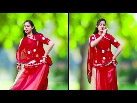 DHOLA DHOL MANJEERA || RAJASTHANI GHOOMAR DANCE BY...