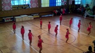 Ledy formation ЮВЕНАЛЫ  12.03.17 'Кубок ДМК'