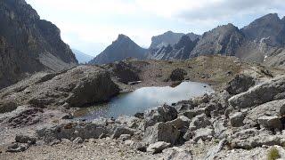 Lac sorcier, vallée de la Clarée 24 07 15