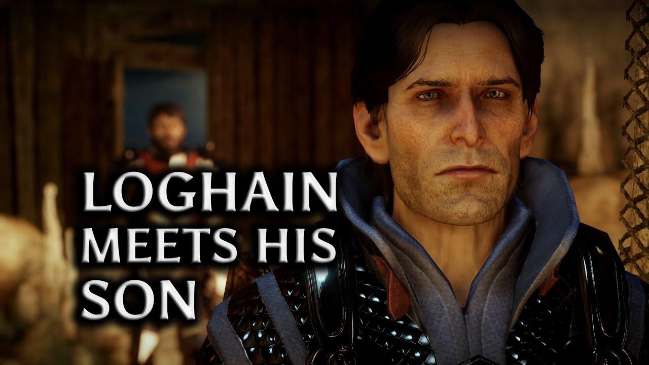 dragon age loghain ending relationship