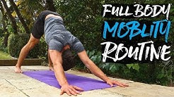 15 Minute Full Body Mobility Routine! (FOLLOW ALONG)