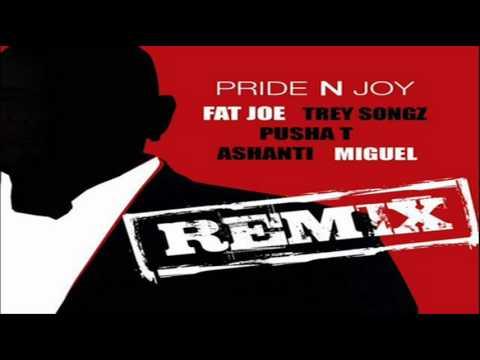 Fat Joe - Pride & Joy (Remix) ft. Trey Songz, Pusha T, Ashanti & Miguel