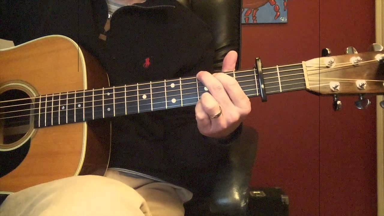 How To Play Poncho Lefty Youtube