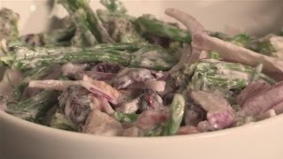 How To Prepare Broccoli And Cranberry Salad