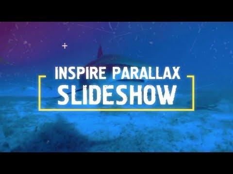 "Проект слайд-шоу ""INSPIRE PARALLAX"""