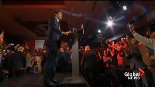 Federal Election 2015: Justin Trudeau