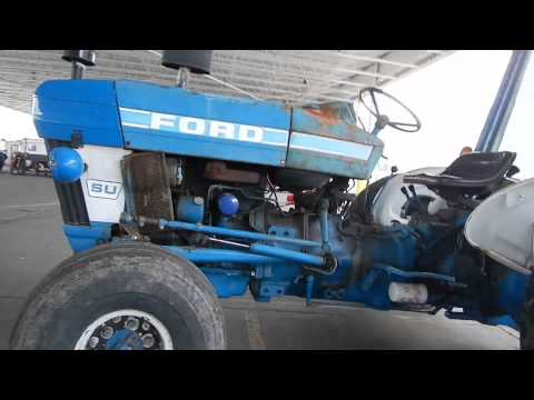 Ford 4610 Tractor