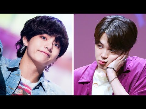 Don't fall in love with VMIN (뷔민 BTS) Challenge!