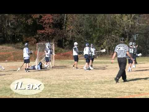 Canada vs USA iLacrosse Fall Ball 2010 St. Francis Lax World only on iLacrosse Television 11/20/10