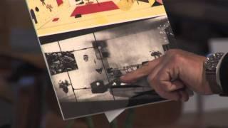 Tim Burton's Eames La Chaise Designed By Charles + Ray Eames/vitra